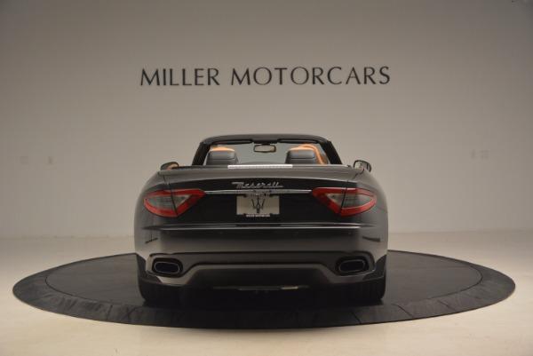 New 2017 Maserati GranTurismo Sport for sale Sold at Bentley Greenwich in Greenwich CT 06830 6