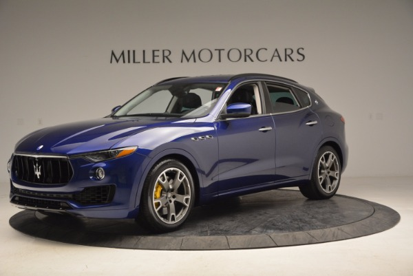 New 2017 Maserati Levante S for sale Sold at Bentley Greenwich in Greenwich CT 06830 2