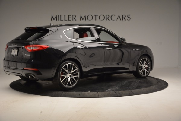 New 2017 Maserati Levante S for sale Sold at Bentley Greenwich in Greenwich CT 06830 8