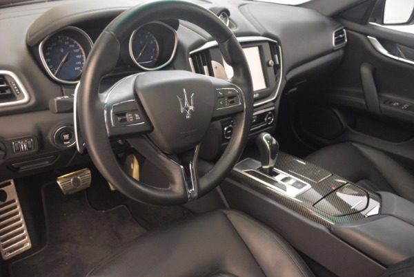 Used 2014 Maserati Ghibli S Q4 for sale Sold at Bentley Greenwich in Greenwich CT 06830 13