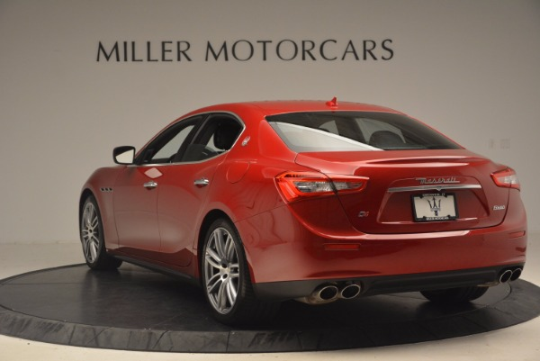 Used 2014 Maserati Ghibli S Q4 for sale Sold at Bentley Greenwich in Greenwich CT 06830 5