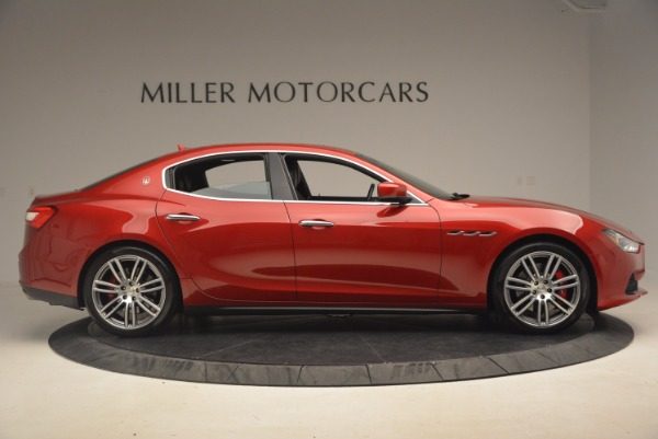 Used 2014 Maserati Ghibli S Q4 for sale Sold at Bentley Greenwich in Greenwich CT 06830 9