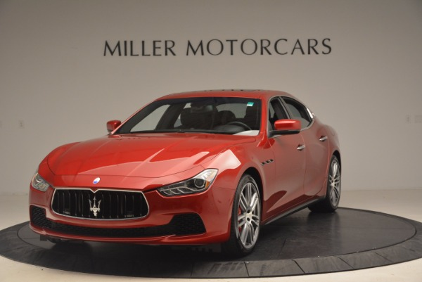 Used 2014 Maserati Ghibli S Q4 for sale Sold at Bentley Greenwich in Greenwich CT 06830 1