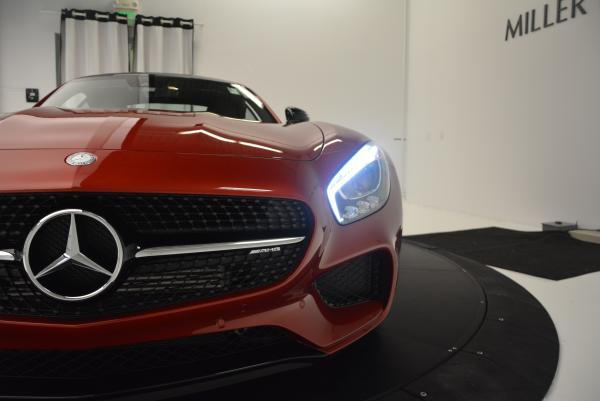 Used 2016 Mercedes Benz AMG GT S S for sale Sold at Bentley Greenwich in Greenwich CT 06830 13