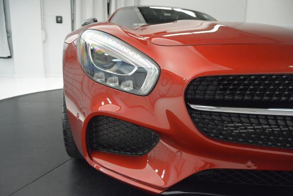Used 2016 Mercedes Benz AMG GT S S for sale Sold at Bentley Greenwich in Greenwich CT 06830 14