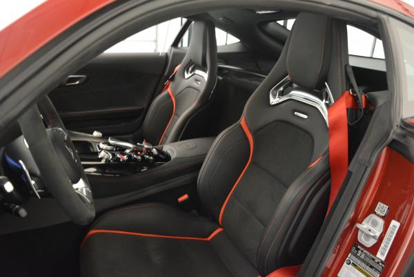 Used 2016 Mercedes Benz AMG GT S S for sale Sold at Bentley Greenwich in Greenwich CT 06830 21