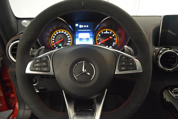 Used 2016 Mercedes Benz AMG GT S S for sale Sold at Bentley Greenwich in Greenwich CT 06830 22