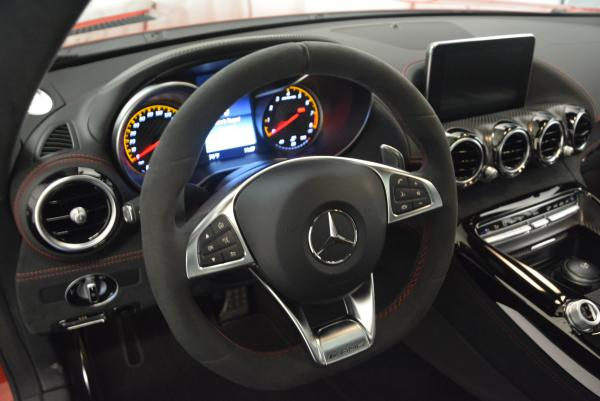 Used 2016 Mercedes Benz AMG GT S S for sale Sold at Bentley Greenwich in Greenwich CT 06830 23