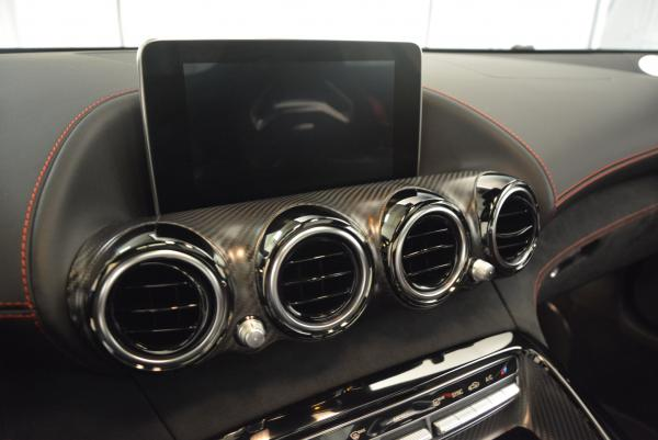 Used 2016 Mercedes Benz AMG GT S S for sale Sold at Bentley Greenwich in Greenwich CT 06830 26