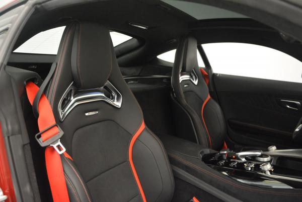 Used 2016 Mercedes Benz AMG GT S S for sale Sold at Bentley Greenwich in Greenwich CT 06830 28