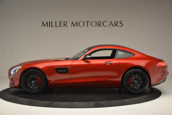 Used 2016 Mercedes Benz AMG GT S S for sale Sold at Bentley Greenwich in Greenwich CT 06830 3