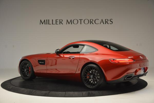 Used 2016 Mercedes Benz AMG GT S S for sale Sold at Bentley Greenwich in Greenwich CT 06830 4