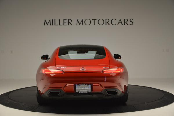 Used 2016 Mercedes Benz AMG GT S S for sale Sold at Bentley Greenwich in Greenwich CT 06830 6