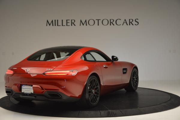 Used 2016 Mercedes Benz AMG GT S S for sale Sold at Bentley Greenwich in Greenwich CT 06830 7
