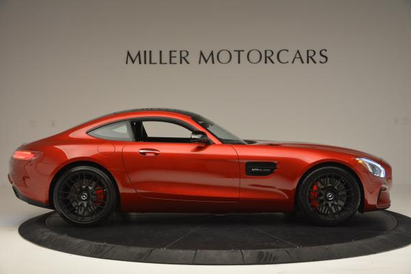 Used 2016 Mercedes Benz AMG GT S S for sale Sold at Bentley Greenwich in Greenwich CT 06830 9
