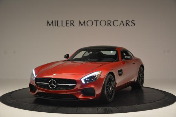 Used 2016 Mercedes Benz AMG GT S S for sale Sold at Bentley Greenwich in Greenwich CT 06830 1