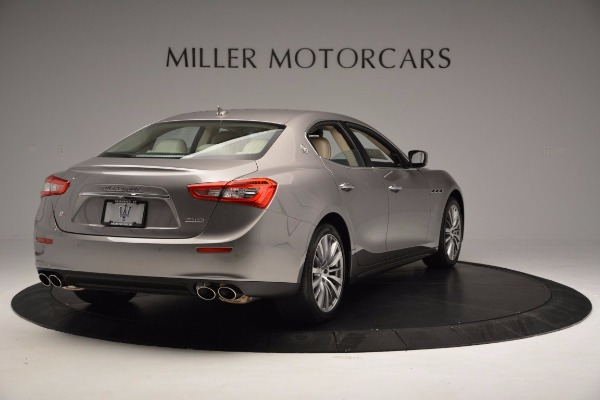 Used 2017 Maserati Ghibli S Q4 Ex-Loaner for sale Sold at Bentley Greenwich in Greenwich CT 06830 11