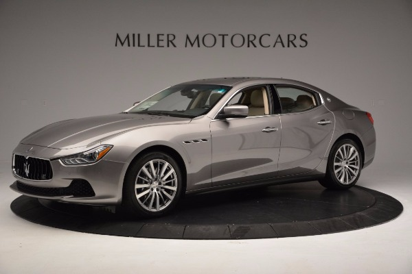 Used 2017 Maserati Ghibli S Q4 Ex-Loaner for sale Sold at Bentley Greenwich in Greenwich CT 06830 2
