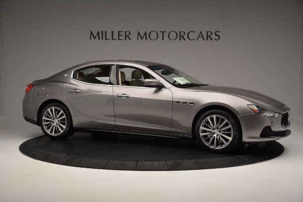 Used 2017 Maserati Ghibli S Q4 Ex-Loaner for sale Sold at Bentley Greenwich in Greenwich CT 06830 4