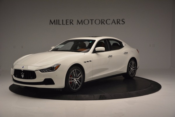 Used 2017 Maserati Ghibli S Q4 Ex-Loaner for sale Sold at Bentley Greenwich in Greenwich CT 06830 1