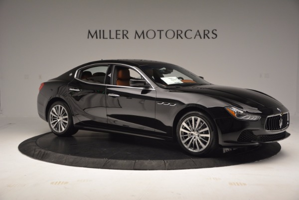 Used 2017 Maserati Ghibli SQ4 S Q4 Ex-Loaner for sale Sold at Bentley Greenwich in Greenwich CT 06830 10