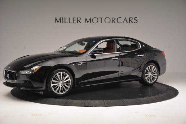 Used 2017 Maserati Ghibli SQ4 S Q4 Ex-Loaner for sale Sold at Bentley Greenwich in Greenwich CT 06830 2
