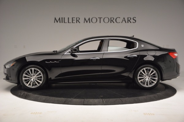 Used 2017 Maserati Ghibli SQ4 S Q4 Ex-Loaner for sale Sold at Bentley Greenwich in Greenwich CT 06830 3