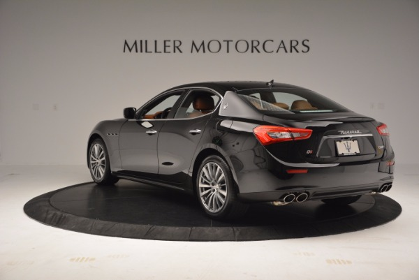 Used 2017 Maserati Ghibli SQ4 S Q4 Ex-Loaner for sale Sold at Bentley Greenwich in Greenwich CT 06830 5