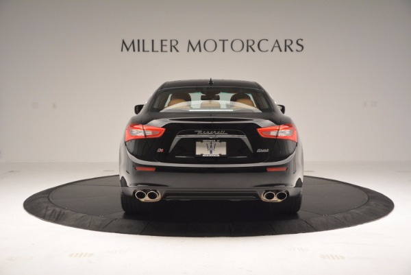 Used 2017 Maserati Ghibli SQ4 S Q4 Ex-Loaner for sale Sold at Bentley Greenwich in Greenwich CT 06830 6