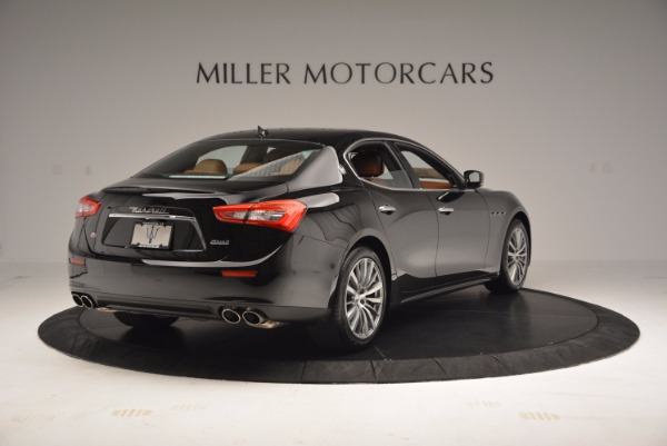 Used 2017 Maserati Ghibli SQ4 S Q4 Ex-Loaner for sale Sold at Bentley Greenwich in Greenwich CT 06830 7