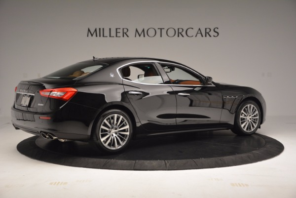 Used 2017 Maserati Ghibli SQ4 S Q4 Ex-Loaner for sale Sold at Bentley Greenwich in Greenwich CT 06830 8