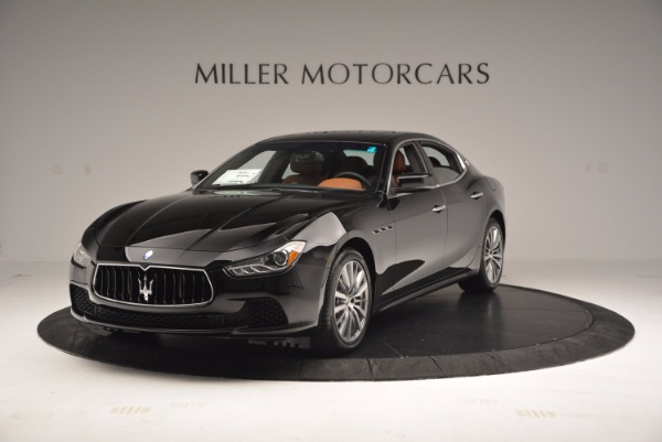 Used 2017 Maserati Ghibli SQ4 S Q4 Ex-Loaner for sale Sold at Bentley Greenwich in Greenwich CT 06830 1