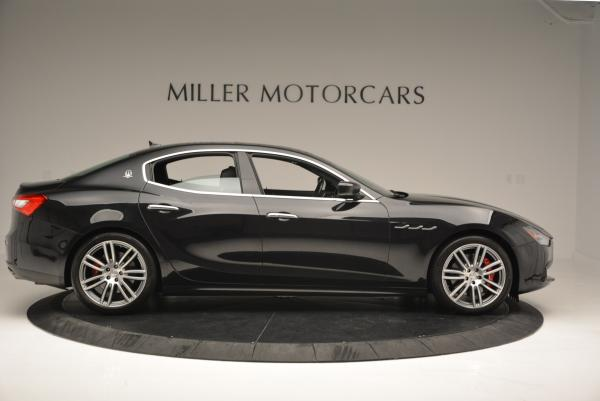 Used 2015 Maserati Ghibli S Q4 for sale Sold at Bentley Greenwich in Greenwich CT 06830 8