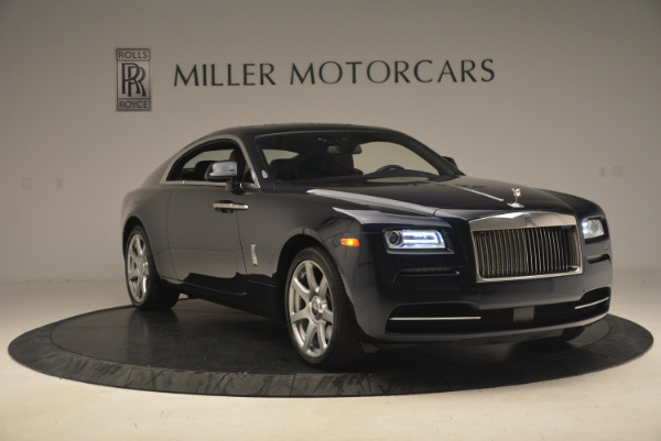 Used 2016 Rolls-Royce Wraith for sale Sold at Bentley Greenwich in Greenwich CT 06830 11