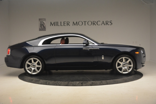 Used 2016 Rolls-Royce Wraith for sale Sold at Bentley Greenwich in Greenwich CT 06830 9
