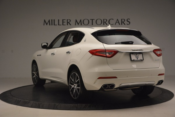New 2017 Maserati Levante S for sale Sold at Bentley Greenwich in Greenwich CT 06830 5