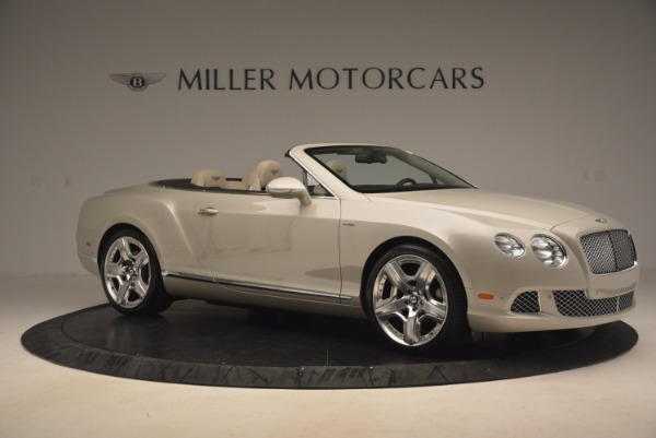 Used 2013 Bentley Continental GT for sale Sold at Bentley Greenwich in Greenwich CT 06830 10