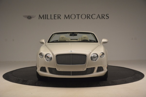 Used 2013 Bentley Continental GT for sale Sold at Bentley Greenwich in Greenwich CT 06830 12
