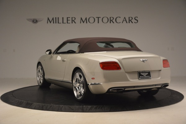 Used 2013 Bentley Continental GT for sale Sold at Bentley Greenwich in Greenwich CT 06830 17