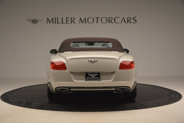Used 2013 Bentley Continental GT for sale Sold at Bentley Greenwich in Greenwich CT 06830 18