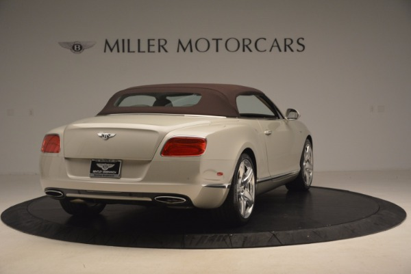 Used 2013 Bentley Continental GT for sale Sold at Bentley Greenwich in Greenwich CT 06830 19