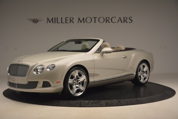 Used 2013 Bentley Continental GT for sale Sold at Bentley Greenwich in Greenwich CT 06830 2