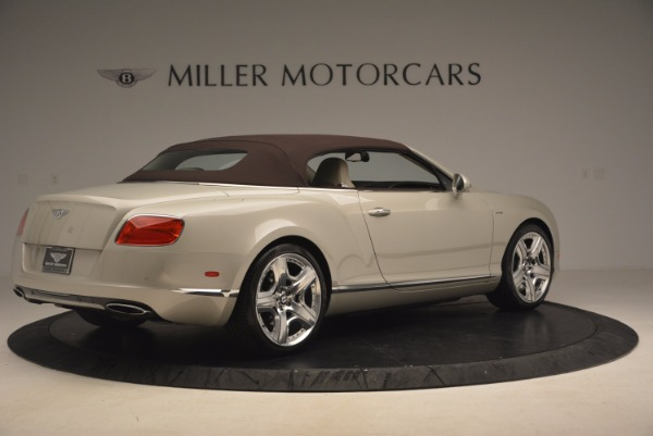 Used 2013 Bentley Continental GT for sale Sold at Bentley Greenwich in Greenwich CT 06830 20