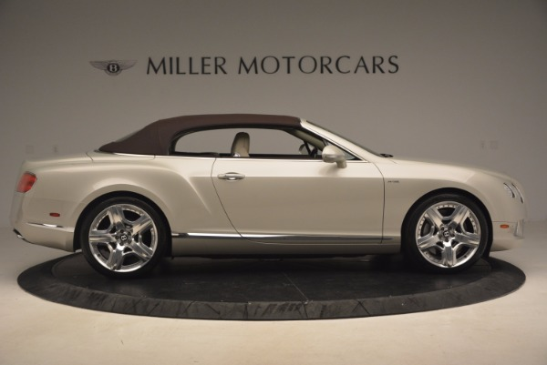 Used 2013 Bentley Continental GT for sale Sold at Bentley Greenwich in Greenwich CT 06830 21