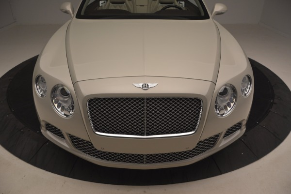 Used 2013 Bentley Continental GT for sale Sold at Bentley Greenwich in Greenwich CT 06830 25