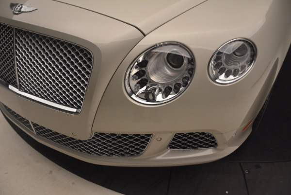 Used 2013 Bentley Continental GT for sale Sold at Bentley Greenwich in Greenwich CT 06830 26