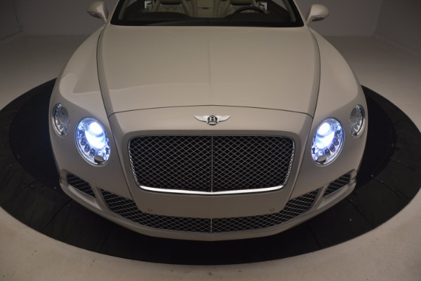 Used 2013 Bentley Continental GT for sale Sold at Bentley Greenwich in Greenwich CT 06830 27