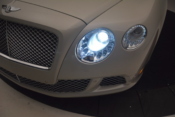 Used 2013 Bentley Continental GT for sale Sold at Bentley Greenwich in Greenwich CT 06830 28