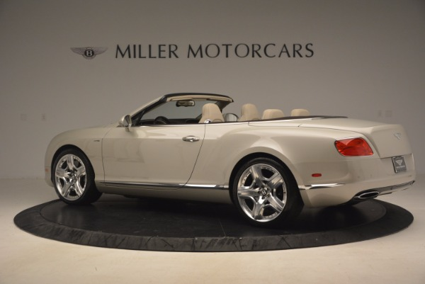 Used 2013 Bentley Continental GT for sale Sold at Bentley Greenwich in Greenwich CT 06830 4