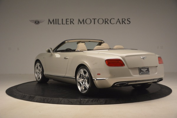 Used 2013 Bentley Continental GT for sale Sold at Bentley Greenwich in Greenwich CT 06830 5
